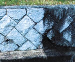 木部(木材)再生防汚加工イメージ